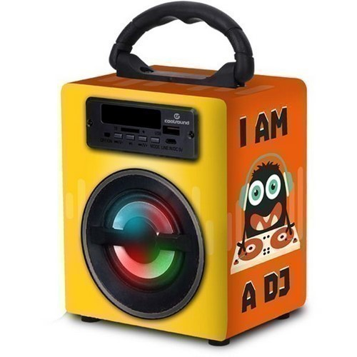 ALTAVOZ COOLSOUND 5W I AM DJ