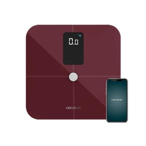 BASCULA CECOTEC SURFACEPREC 10400 SMART HV GARNET