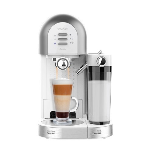 CAFETERA CECOTEC POWER INSTANT-CCINO 20 CHIC BLANC