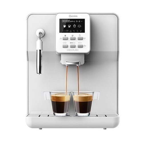 CAFETERA CECOTEC POWERMATIC-CCINO 6000 SERIE BIANC