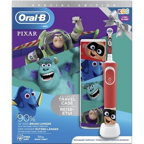 CEPILLO DENTAL BRAUN D100.413.2KX PIXAR