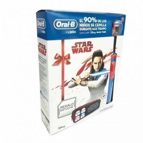 CEPILLO DENTAL BRAUN D-12513 STAR WARS