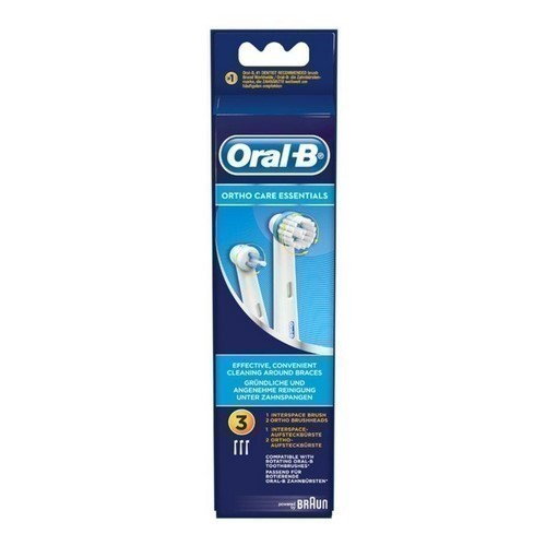 REPUESTO CEPILLO D.BRAUN ORTHO CARE ESSENTIALS 3U.