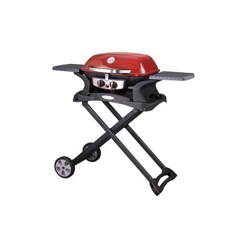 BARBACOA GAS FIREGAS VULCANO 2000 + TROLLEY