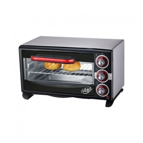 HORNO LARRY HOUSE LH1226 18L INOX 1380W