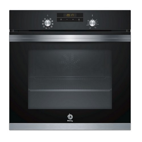 HORNO BALAY 3HB4331N0 MULTIFUNCION AQUALISIS NEGRO