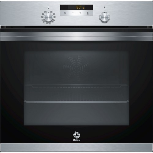 HORNO BALAY 3HB4841X1 MULTIFUNCION PIROL/AQUALISIS