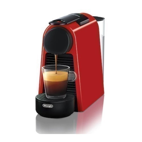 CAFETERA DELONGHI EN85.R ESSENZA MINI ROJA