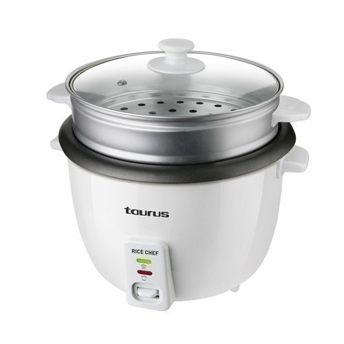ARROCERA TAURUS RICE CHEF COMPACT 0.6L