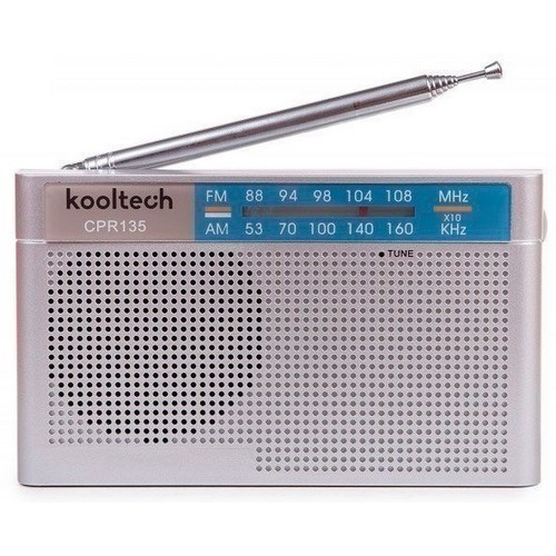 RADIO KOOLTECH CPR135