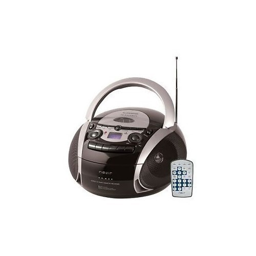 RADIO CD NEVIR NVR482 NEGRO