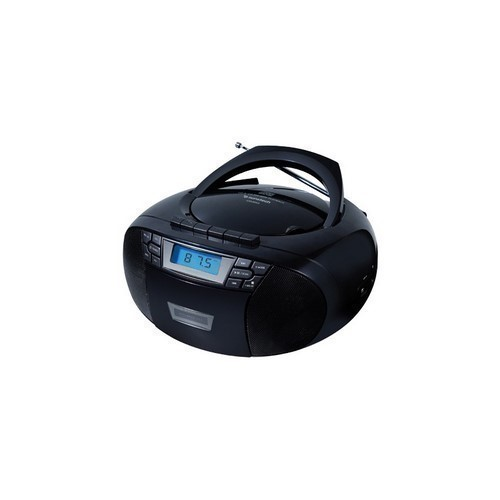 RADIO CD SUNSTECH CXUM53 NEGRO