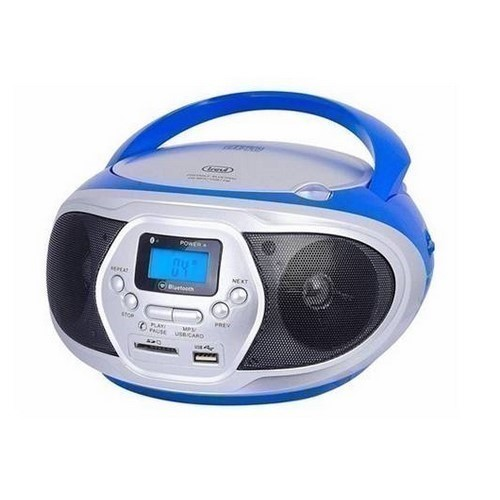 RADIO CD TREVI CMP 548 AZUL
