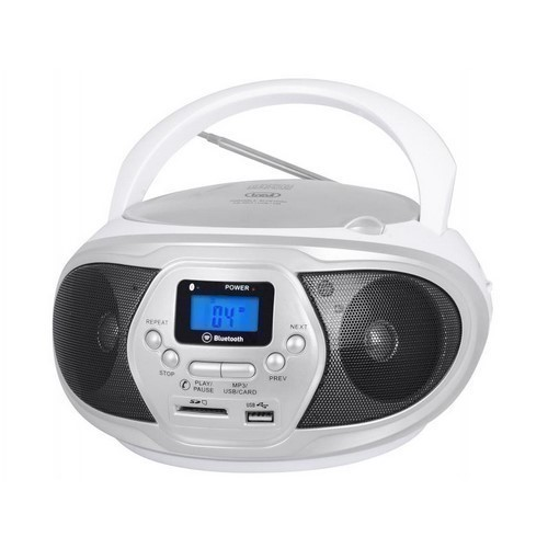 RADIO CD TREVI CMP 548 BLANCO