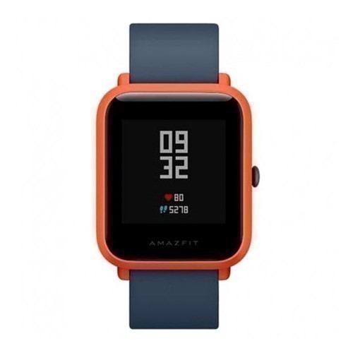 RELOJ SMARTWATCH XIAOMI AMAZFIT BIP RED ORANGE