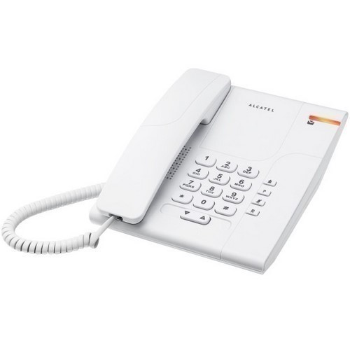 TELEFONO ALCATEL TEMPORIS 180 BLANCO