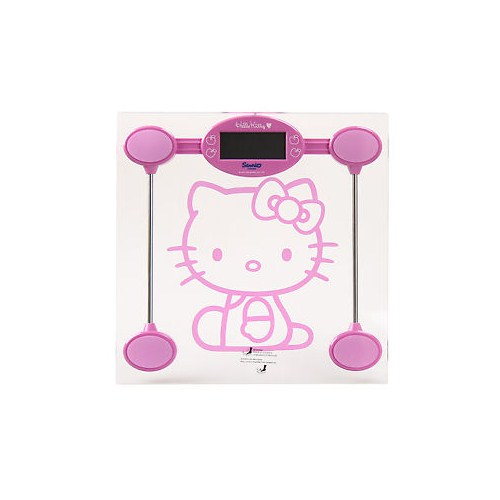 BASCULA HK B80019 TRANSPARENTE HELLO KITTY