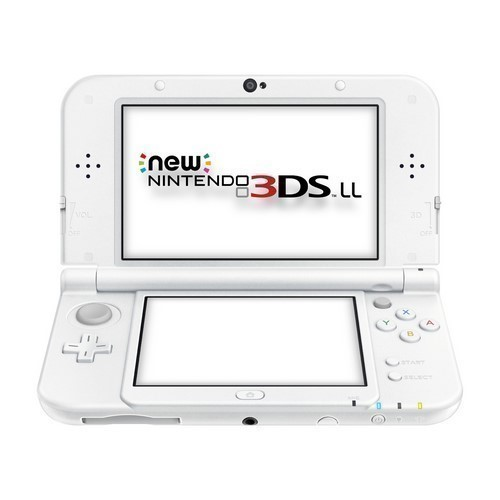 CONSOLA NINTENDO 3DS XL NEW BLANCO PERLA
