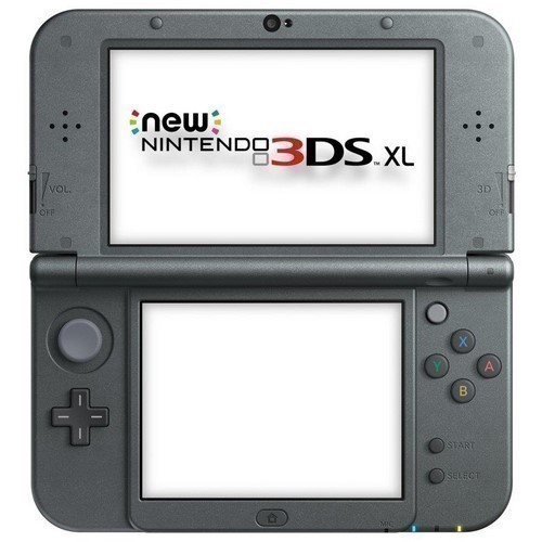 CONSOLA NINTENDO 3DS XL NEW NEGRO