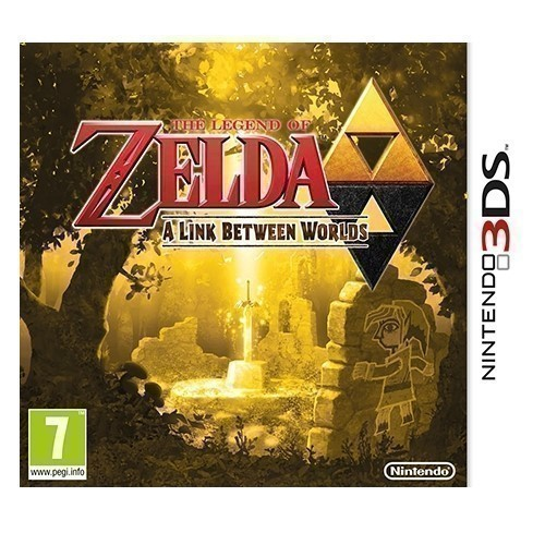JUEGO NINTENDO 3DS ZELDA BETWEEN WORLDS