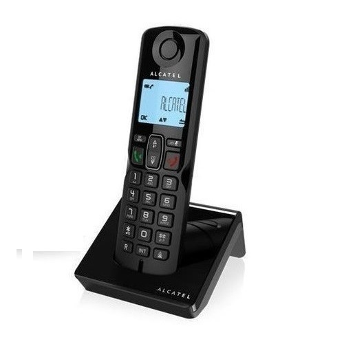 TELEFONO ALCATEL S250 BLACK
