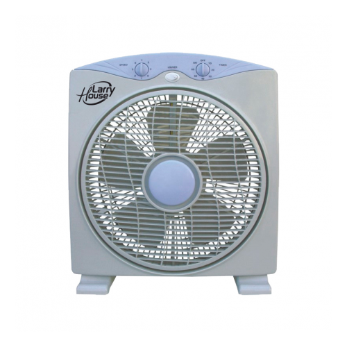 VENTILADOR LARRY HOUSE LH1369 BOX FAN 30CMS